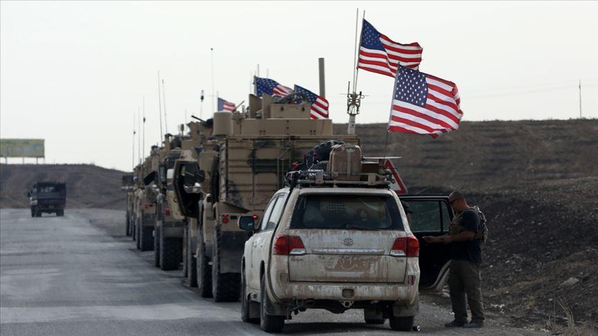 ABD, Suriye'nin petrol sahalarına takviye birliği göndermeyi sürdürüyor