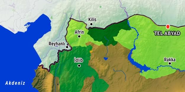 ABD, Türkiye sınırına 1000 PKK'lı terörist yerleştirdi
