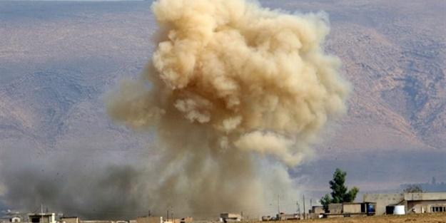 ABD uçakları Musul'da 200 kişiyi katletti!