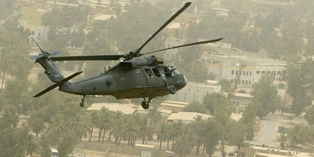 ABD ülkeyi birbirine kattı! Askeri helikopterle İsrail ajanını kaçırdılar