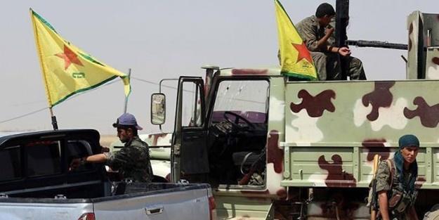 ABD'li askerler ile YPG'li teröristler çatıştı…