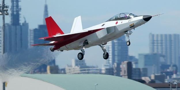 ABD ve İngiltere'nin tasarımını reddettiler: F-22'ye rakip olacak