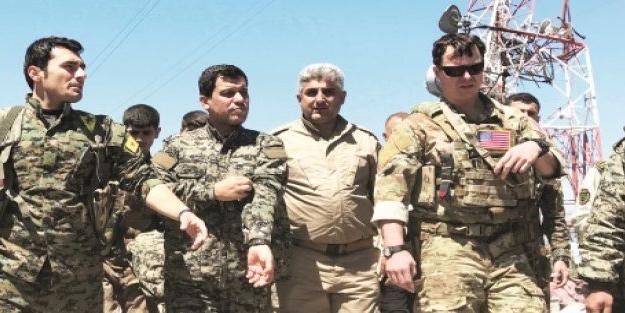 ABD ve PKK arasında konsey kurdu!