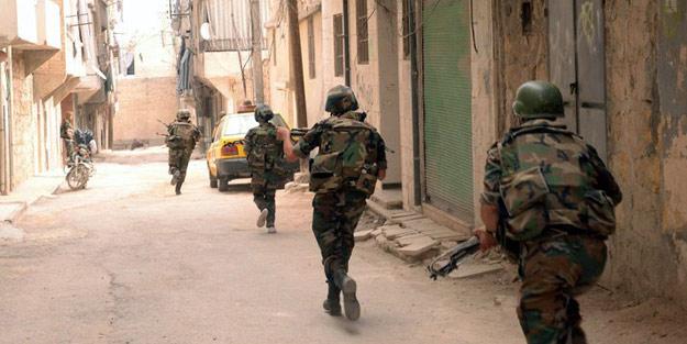 ABD ve Rusya istedi, Suriye'de çatışmalar durdu