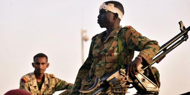ABD ve siyonistler Sudan'da darbe yaptı