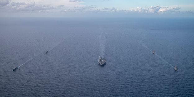 ABD ve Türkiye'den Doğu Akdeniz'de tüm dengeleri değiştirecek hamle!