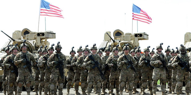 ABD ve Yunanistan'dan ortak tatbikat! 20 binden fazla asker Dedeağaç'a gelecek