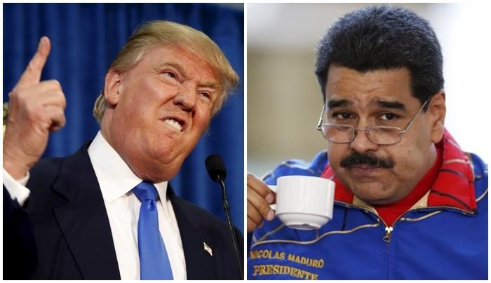 ABD VENEZUELA'YA ATAK HAZIRLIĞINDA