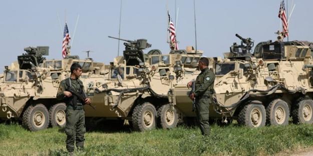 ABD yine yalan söyledi! Teröristlere 140 TIR silah daha