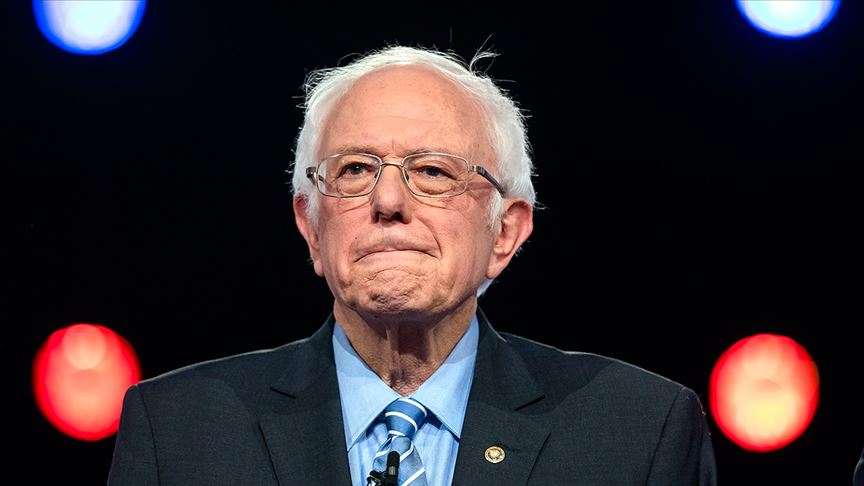 ABD'de Demokrat aday adayı Sanders'tan Netanyahu'ya 'ırkçı' nitelendirmesi