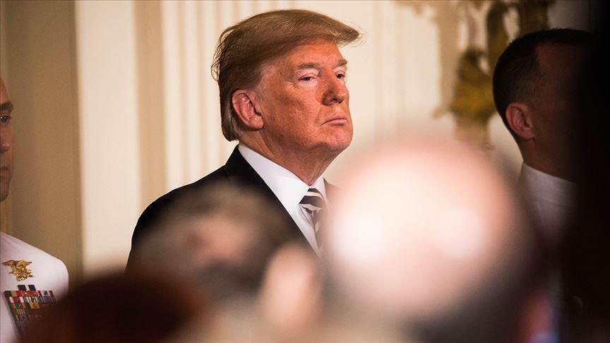 ABD'de Demokratlar'dan Başkan Donald Trump'a 'azil' girişimi