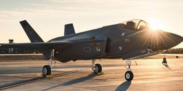 ABD'de F-35 gelişmesi! Teslim ettiler