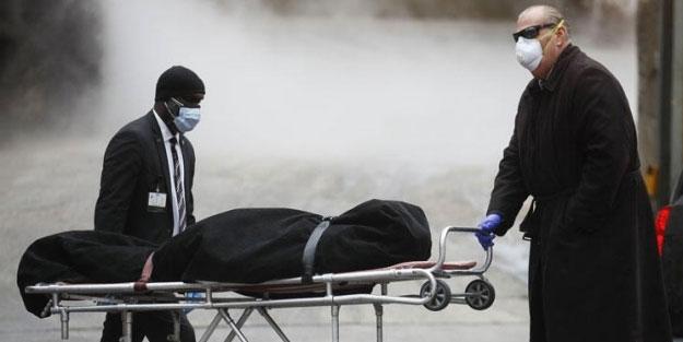 ABD'de kabus sürüyor! Son 24 saatte koronvirüsten ölenlerin sayısı açıklandı