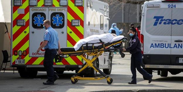 ABD'de koronadan ölenlerin sayısı açıklandı