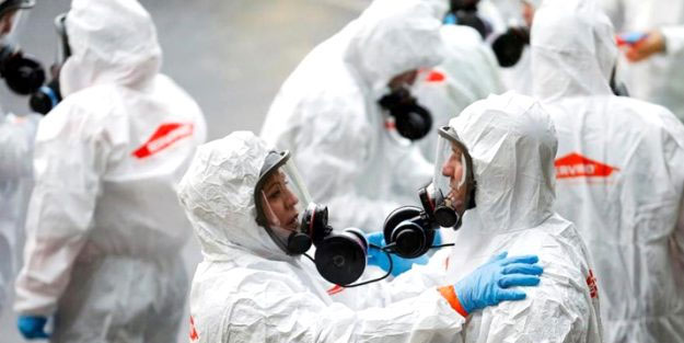 ABD'de koronavirüs kabusu! Sayı 70 bine yaklaştı