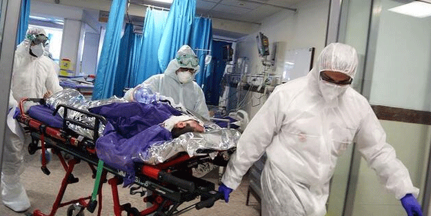 ABD'de koronavirüs kabusu sürüyor! Son 24 saatte ölenlerin sayısı...