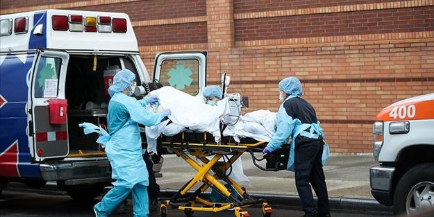 ABD'de koronavirüsten ölenlerin sayısı açıklandı
