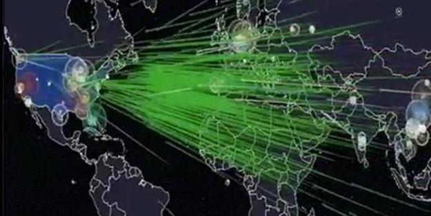 ABD'de siber saldırıyı o grup üstlendi!