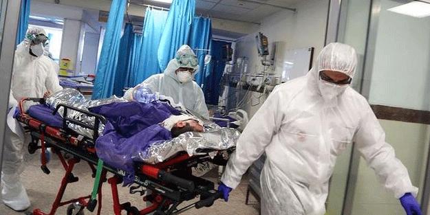 ABD'de son 24 saatte koronavirüsten ölenlerin sayısı...