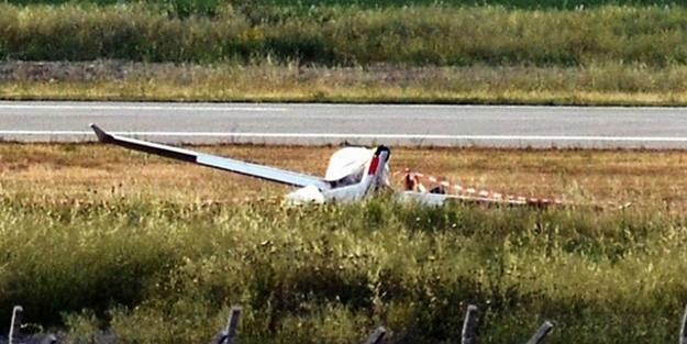 ABD'de uçak düştü! Ölü ve yaralılar var
