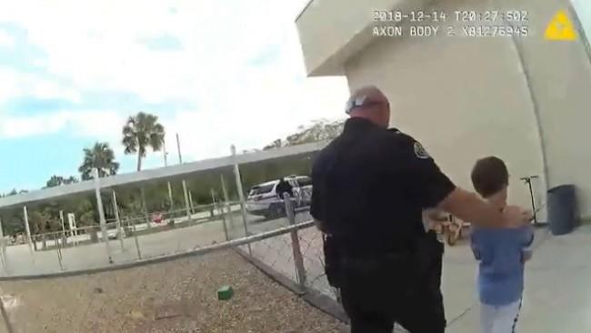 ABD'de yine bir polis vakası!