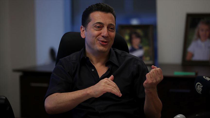 ABD'deki Comodo siber güvenlik şirketi kurucusu Abdulhayoğlu siber dünyayı anlattı