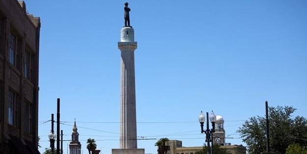 ABD'deki ırkçı örgütün olaylı heykel protestosunda 23 gözaltı