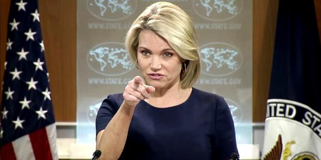 ABD'den ajan Brunson açıklaması