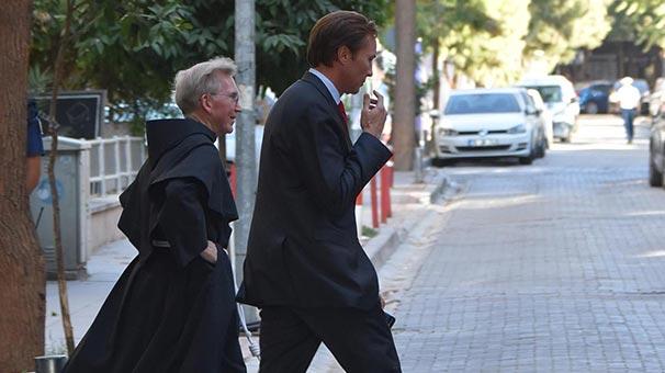 ABD'den ajan Brunson ziyaretine ilişkin açıklama