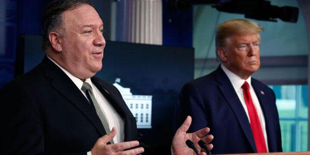 ABD'den Çin'i kızdıracak açıklama