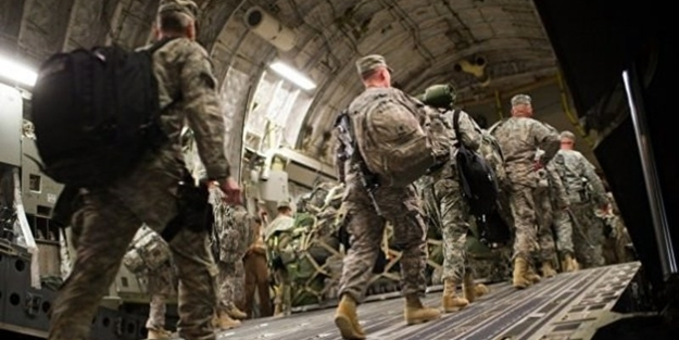 ABD'den devasa askeri sevkiyat! 'Savaş hazırlığında'