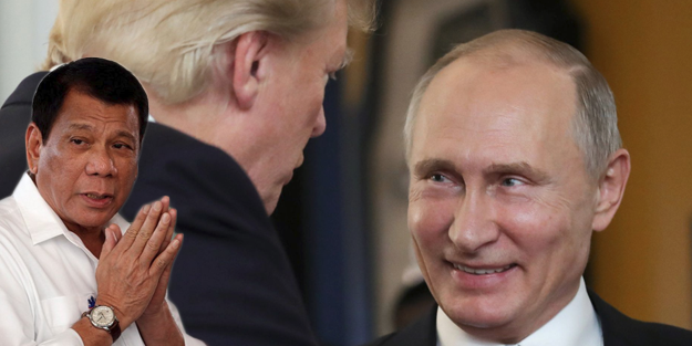 Rusyadan Filipinler ile askeri birlik açıklaması