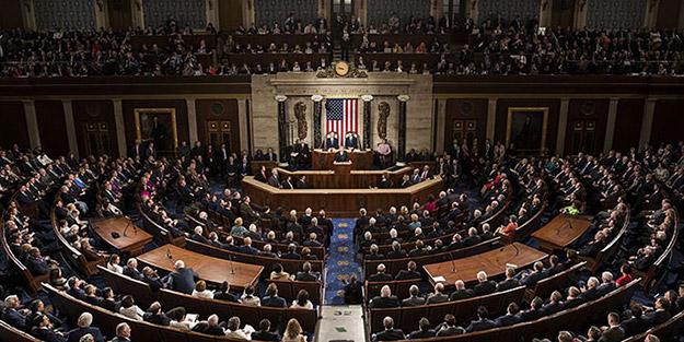 ABD'den haddini aşan çıkış! Karar tasarısı sunan Temsilciler Meclisi, Cumhurbaşkanı Erdoğan'a yaptırım istedi