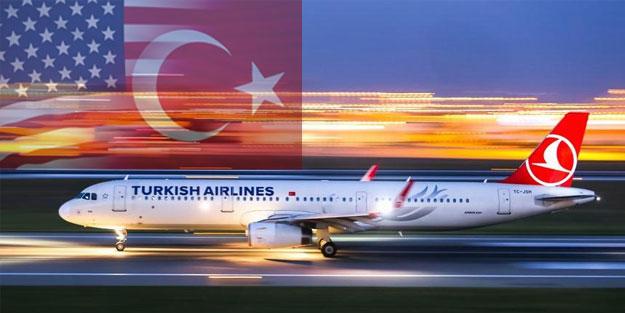 ABD'den İstanbul'a aylar sonra bir ilk gerçekleşti