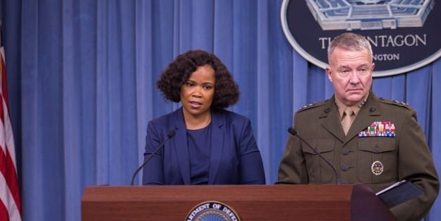 Pentagon'dan 'Öcalan' açıklama!