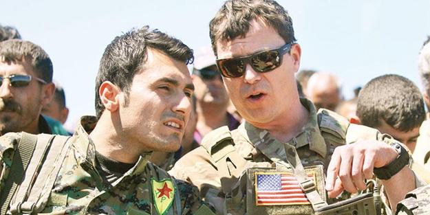 ABD'den 'PKK' itirafı! Terör desteğini resmen kabul etti