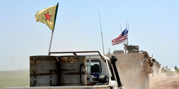 ABD'den PKK'ya askeri sevkiyat!