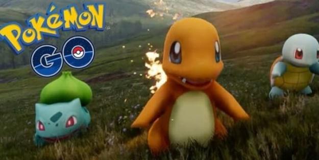 ABD'den Pokemon GO'ya yasak!