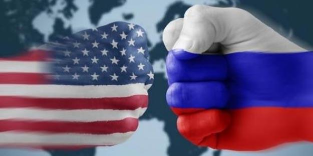 ABD'den Rusya hamlesi!