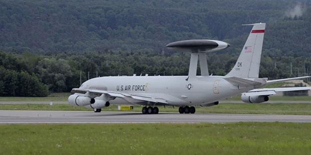 ABD'den skandal hamle! Askeri uçakları bölgeye konuşlandıracaklar