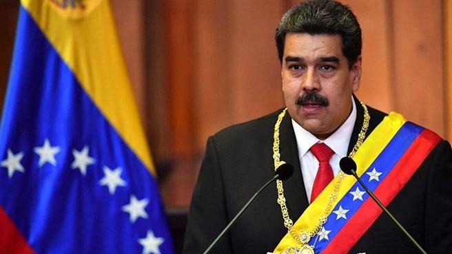 Dünya korona ile boğuşurken skandal adım! Maduro'nun tutuklanması için ödül koydular