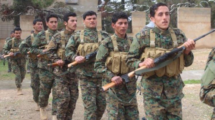 ABD'DEN SKANDAL TERÖR ÖRGÜTÜ YPG HAMLESİ!