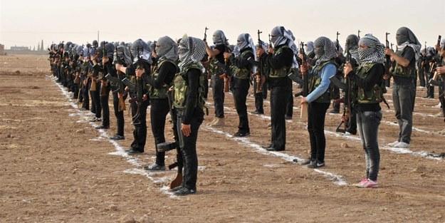 ABD'den skandal 'YPG' açıklaması! 30 bin kişilik ordu...