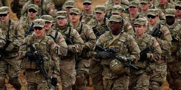 ABD'den Suriye'ye takviye askeri güç! YPG/PKK işgalindeki petrol sahasına vardılar