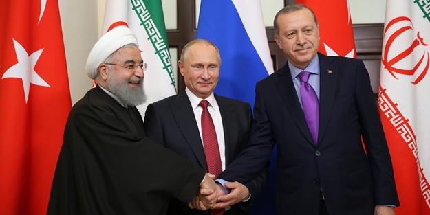ABD'DEN TÜRKİYE'YE KİRLİ TEKLİF! TÜRKİYE-RUSYA-İRAN İTTİFAKINI BOZMAK İÇİN...