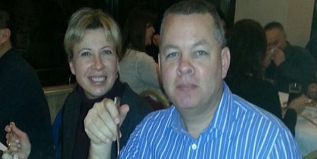 ABD'den ümidini kesen ajan papaz Brunson duruşmada ağladı