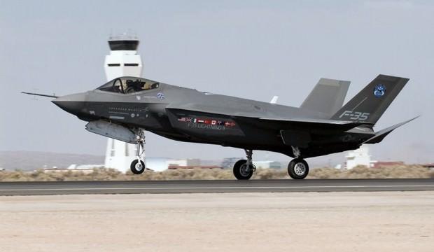 ABD'den yeni hamle! 50'den fazla F-35 gönderecek