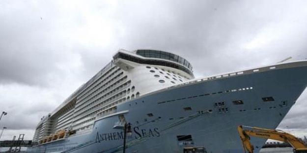 ABD'den yolcu gemileri kararı