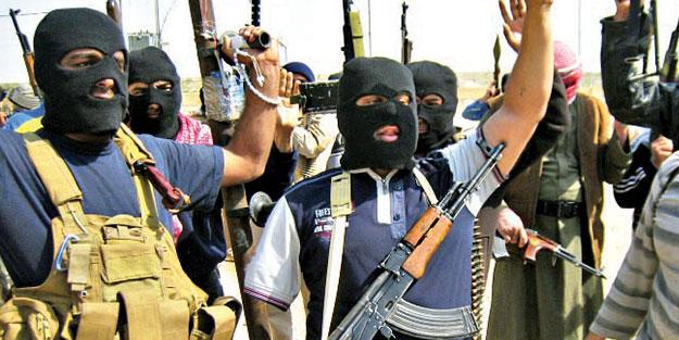 Suriye'deki yeni maşa Araplar
