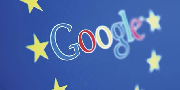 AB'den Google'a şok para cezası